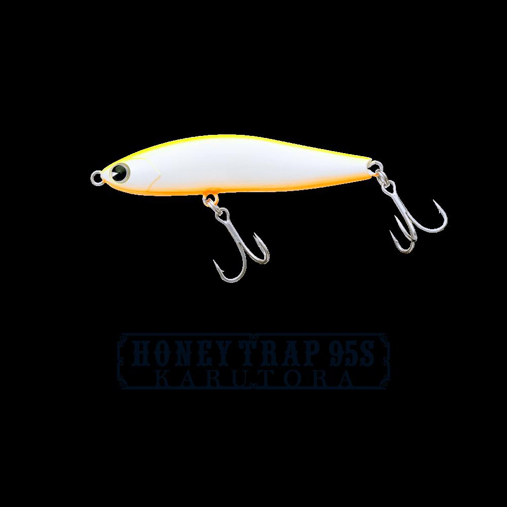 5344 Details about  /Ima Honey Trap 95S Karutora 20 gramos Hundimiento Señuelo X4999